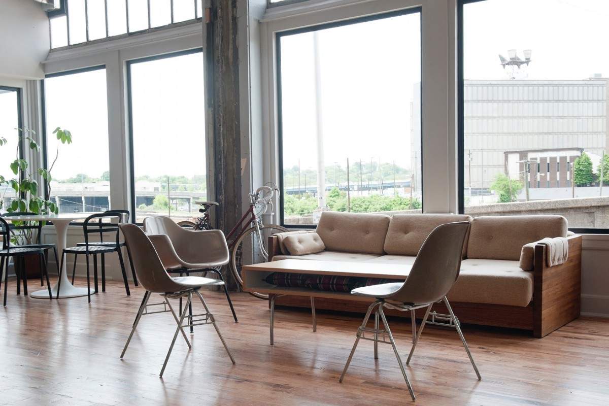 Dewhirst Properties downtown Knoxville apartment